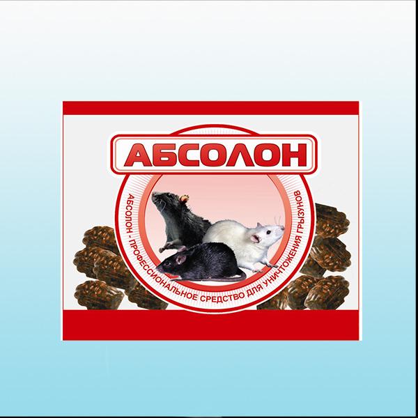 Абсолон тесто-брикеты,100гр. в красном пакете