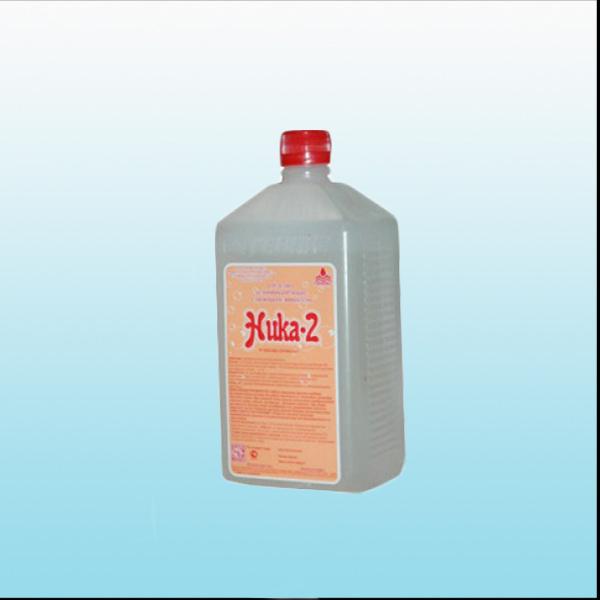 Дезинфицирующее средство с моющим эффектом Ника-2, 1л