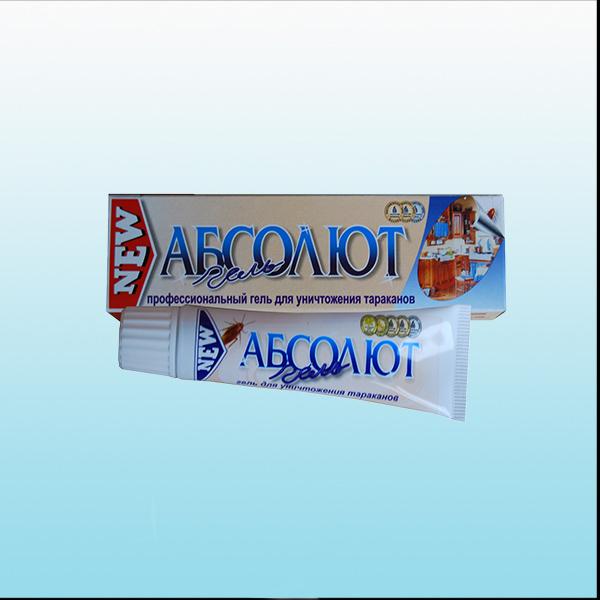 Гель АБСОЛЮТ от тараканов туба 30 мл 1 50 АТ30