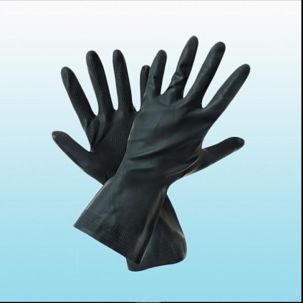 Перчатки КЩС тип II