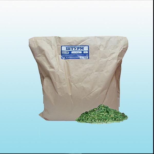 ШУТРМ - готовая к применению гранулированная приманка 10кг