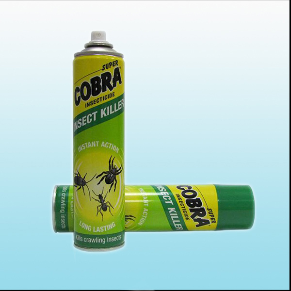 Супер кобра универсал 400мл. аэрозоль от тараканов и насикомых